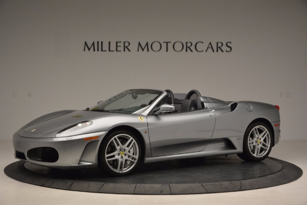 Used 2007 Ferrari F430 Spider for sale Sold at McLaren Greenwich in Greenwich CT 06830 2