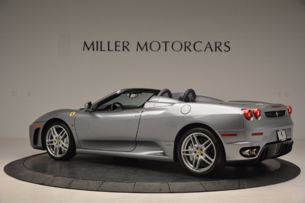 Used 2007 Ferrari F430 Spider for sale Sold at McLaren Greenwich in Greenwich CT 06830 4