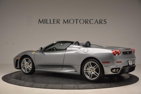Used 2007 Ferrari F430 Spider for sale $121,900 at McLaren Greenwich in Greenwich CT 06830 4