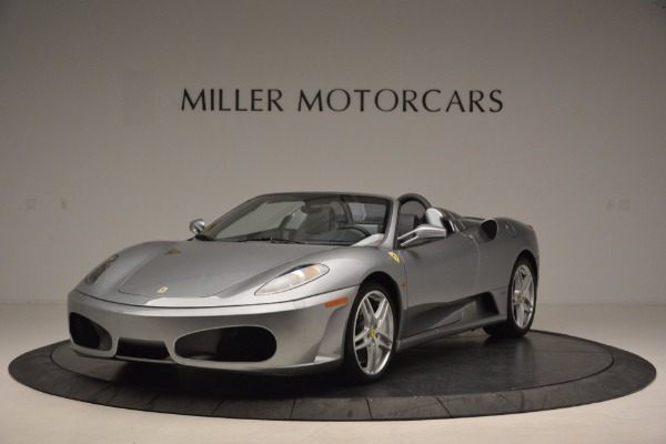 Used 2007 Ferrari F430 Spider for sale Sold at McLaren Greenwich in Greenwich CT 06830 1