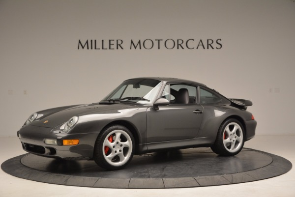 Used 1996 Porsche 911 Turbo for sale Sold at McLaren Greenwich in Greenwich CT 06830 2