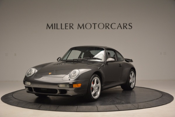 Used 1996 Porsche 911 Turbo for sale Sold at McLaren Greenwich in Greenwich CT 06830 1