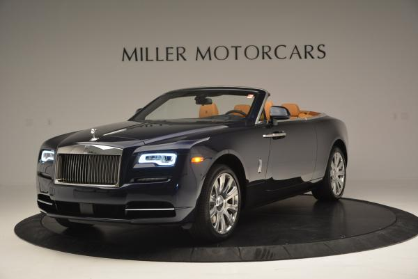 New 2016 Rolls-Royce Dawn for sale Sold at McLaren Greenwich in Greenwich CT 06830 1