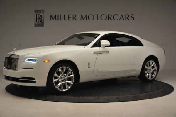 New 2017 Rolls-Royce Wraith for sale Sold at McLaren Greenwich in Greenwich CT 06830 2