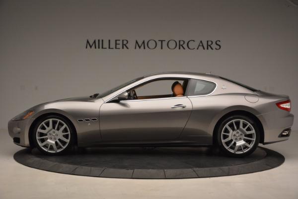 Used 2009 Maserati GranTurismo S for sale Sold at McLaren Greenwich in Greenwich CT 06830 3