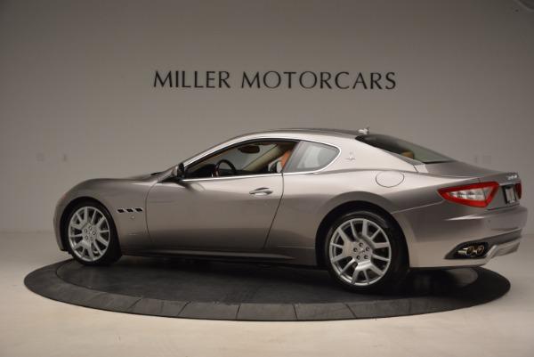 Used 2009 Maserati GranTurismo S for sale Sold at McLaren Greenwich in Greenwich CT 06830 4