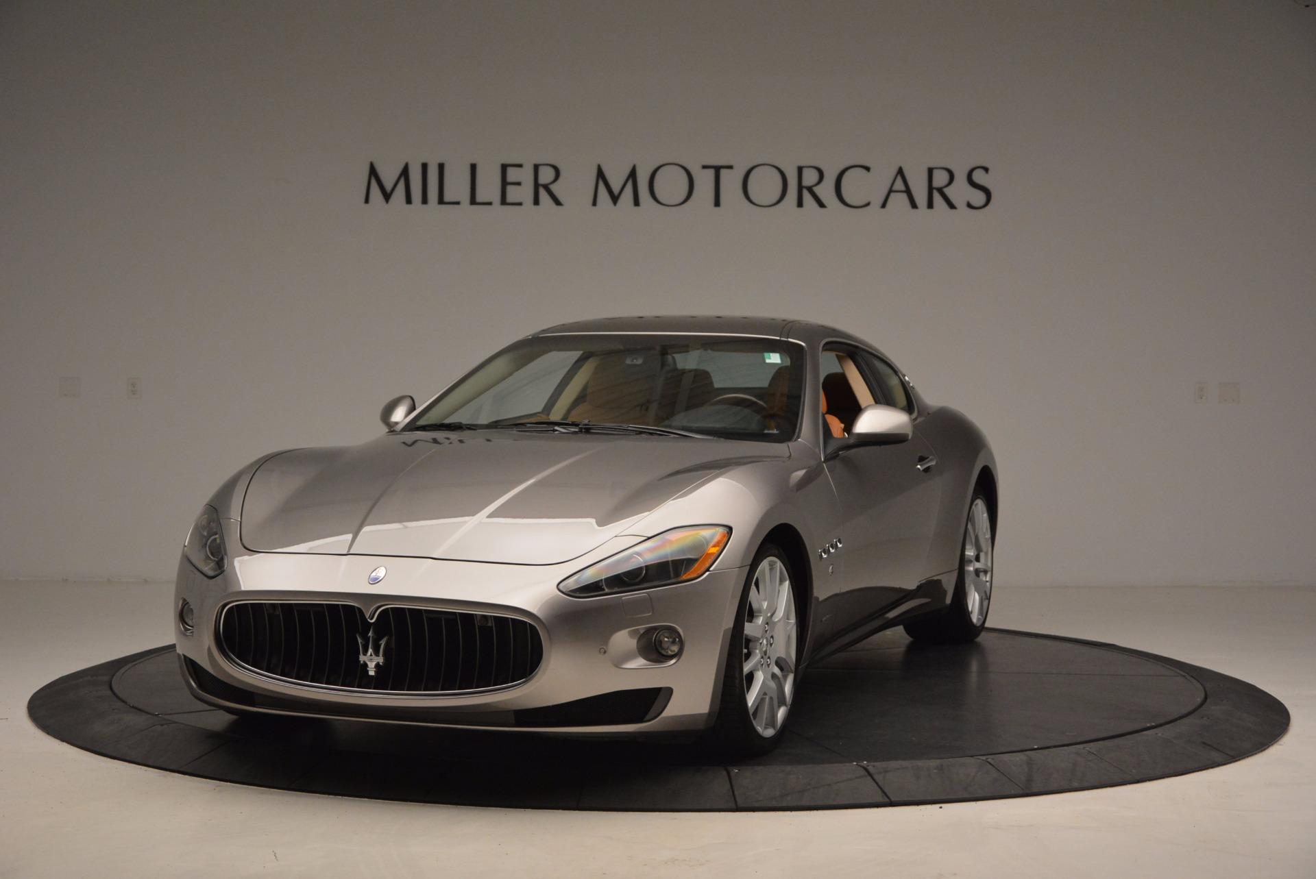 Used 2009 Maserati GranTurismo S for sale Sold at McLaren Greenwich in Greenwich CT 06830 1