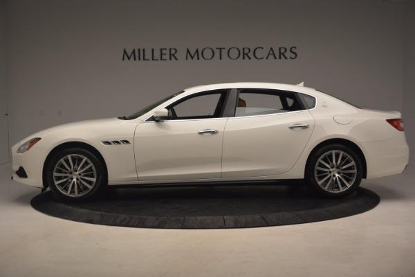 Used 2017 Maserati Quattroporte SQ4 for sale $53,900 at McLaren Greenwich in Greenwich CT 06830 3