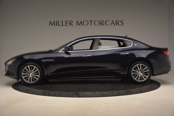 New 2017 Maserati Quattroporte S Q4 for sale Sold at McLaren Greenwich in Greenwich CT 06830 3