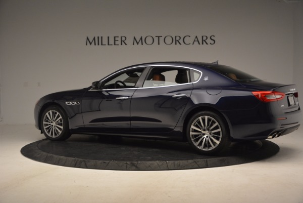 New 2017 Maserati Quattroporte S Q4 for sale Sold at McLaren Greenwich in Greenwich CT 06830 4