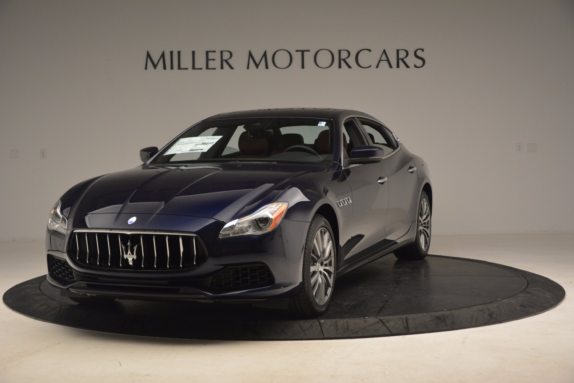 New 2017 Maserati Quattroporte S Q4 for sale Sold at McLaren Greenwich in Greenwich CT 06830 1