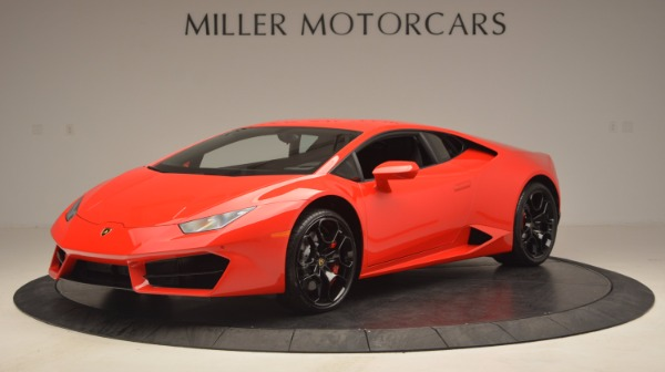 Used 2016 Lamborghini Huracan LP 580-2 for sale Sold at McLaren Greenwich in Greenwich CT 06830 2