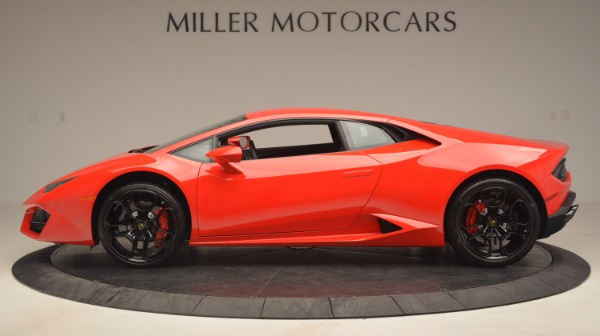Used 2016 Lamborghini Huracan LP 580-2 for sale Sold at McLaren Greenwich in Greenwich CT 06830 3