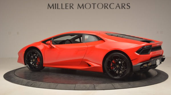 Used 2016 Lamborghini Huracan LP 580-2 for sale Sold at McLaren Greenwich in Greenwich CT 06830 4