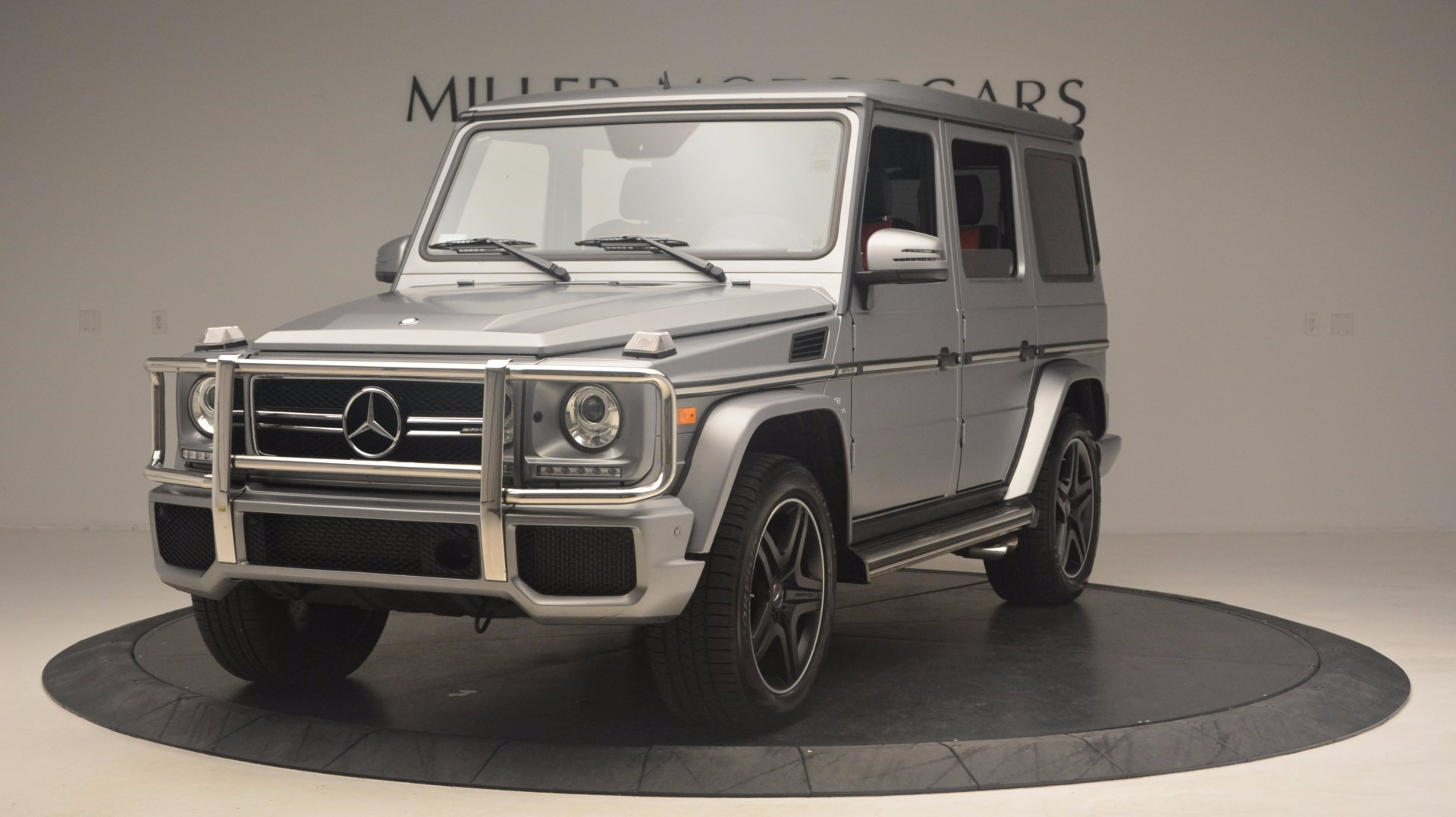 Used 2016 Mercedes Benz G-Class G 63 AMG for sale Sold at McLaren Greenwich in Greenwich CT 06830 1