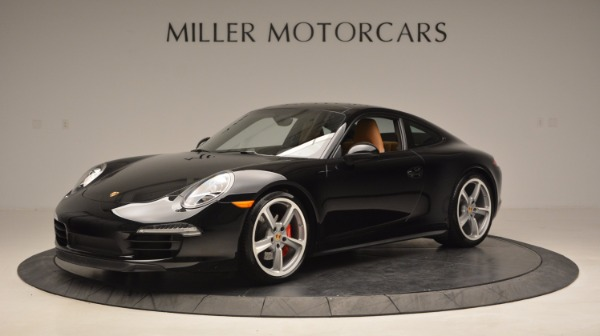 Used 2014 Porsche 911 Carrera 4S for sale Sold at McLaren Greenwich in Greenwich CT 06830 2