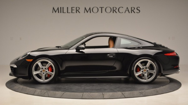 Used 2014 Porsche 911 Carrera 4S for sale Sold at McLaren Greenwich in Greenwich CT 06830 3