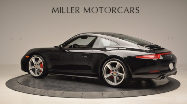 Used 2014 Porsche 911 Carrera 4S for sale Sold at McLaren Greenwich in Greenwich CT 06830 4