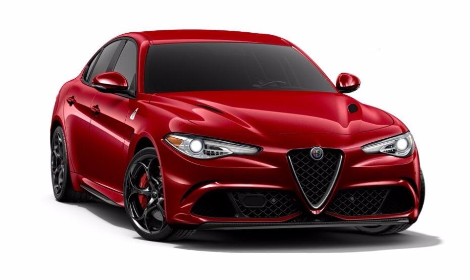 New 2017 Alfa Romeo Giulia Quadrifoglio for sale Sold at McLaren Greenwich in Greenwich CT 06830 1