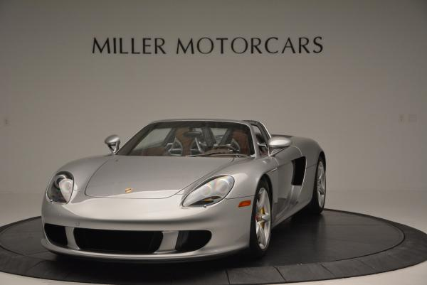 Used 2005 Porsche Carrera GT for sale Sold at McLaren Greenwich in Greenwich CT 06830 2