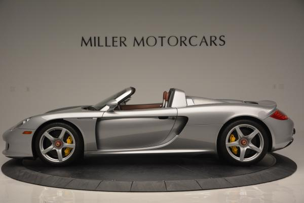 Used 2005 Porsche Carrera GT for sale Sold at McLaren Greenwich in Greenwich CT 06830 4