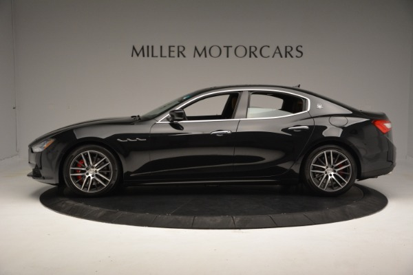 New 2017 Maserati Ghibli SQ4 S Q4 for sale Sold at McLaren Greenwich in Greenwich CT 06830 3