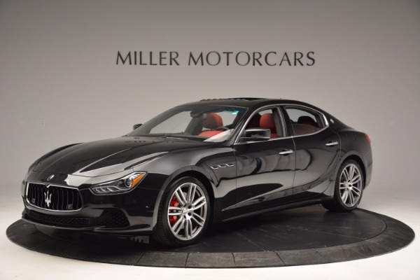 New 2017 Maserati Ghibli SQ4 for sale Sold at McLaren Greenwich in Greenwich CT 06830 2