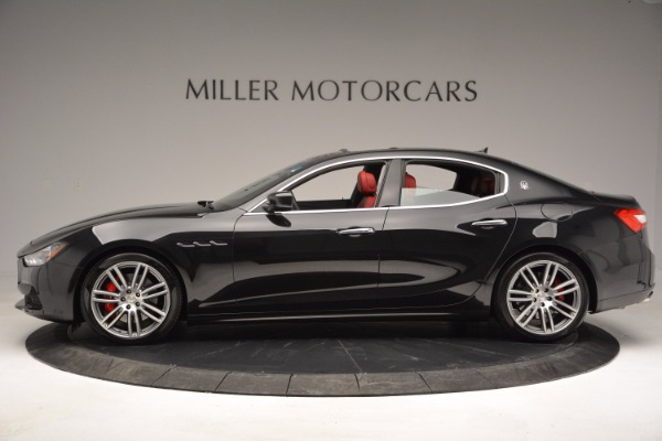 New 2017 Maserati Ghibli SQ4 for sale Sold at McLaren Greenwich in Greenwich CT 06830 4
