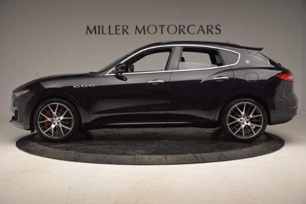 New 2017 Maserati Levante S for sale Sold at McLaren Greenwich in Greenwich CT 06830 3