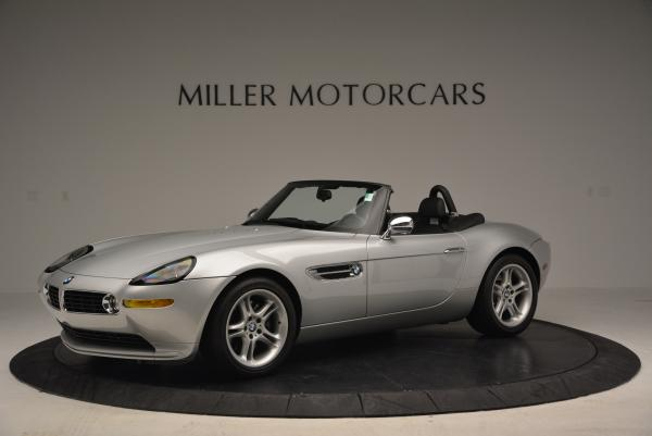 Used 2000 BMW Z8 for sale Sold at McLaren Greenwich in Greenwich CT 06830 2