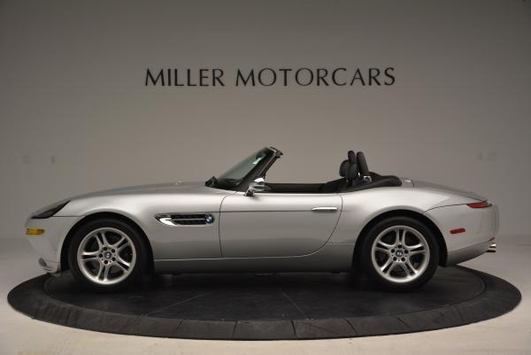 Used 2000 BMW Z8 for sale Sold at McLaren Greenwich in Greenwich CT 06830 3