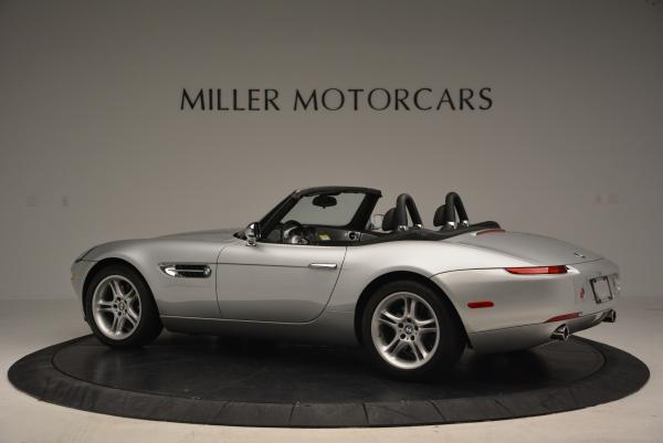 Used 2000 BMW Z8 for sale Sold at McLaren Greenwich in Greenwich CT 06830 4