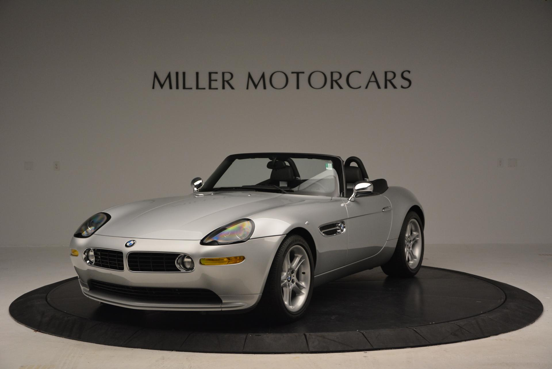 Used 2000 BMW Z8 for sale Sold at McLaren Greenwich in Greenwich CT 06830 1