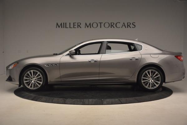 New 2017 Maserati Quattroporte SQ4 for sale Sold at McLaren Greenwich in Greenwich CT 06830 3