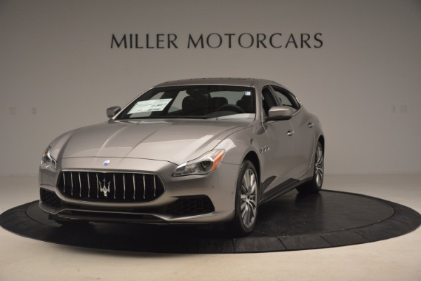 New 2017 Maserati Quattroporte SQ4 for sale Sold at McLaren Greenwich in Greenwich CT 06830 1