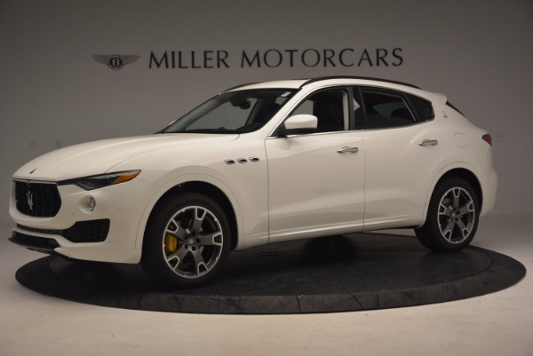New 2017 Maserati Levante S Q4 for sale Sold at McLaren Greenwich in Greenwich CT 06830 2