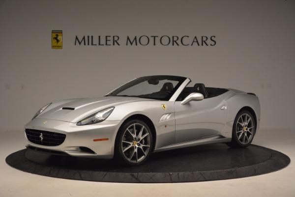 Used 2012 Ferrari California for sale Sold at McLaren Greenwich in Greenwich CT 06830 2
