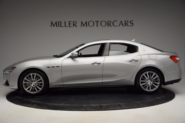Used 2014 Maserati Ghibli for sale Sold at McLaren Greenwich in Greenwich CT 06830 2