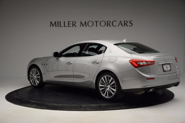 Used 2014 Maserati Ghibli for sale Sold at McLaren Greenwich in Greenwich CT 06830 3