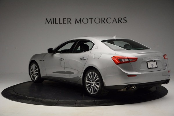 Used 2014 Maserati Ghibli for sale Sold at McLaren Greenwich in Greenwich CT 06830 4