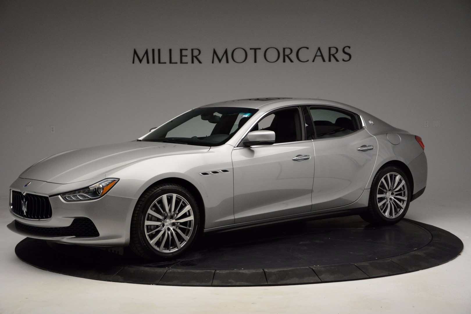 Used 2014 Maserati Ghibli for sale Sold at McLaren Greenwich in Greenwich CT 06830 1
