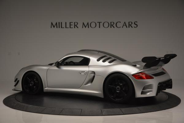 Used 2012 Porsche RUF CTR-3 Clubsport for sale Sold at McLaren Greenwich in Greenwich CT 06830 4