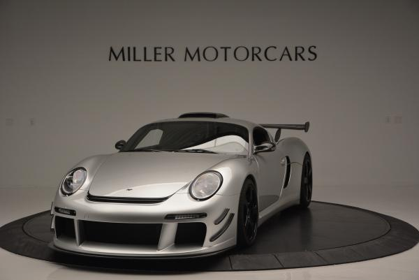 Used 2012 Porsche RUF CTR-3 Clubsport for sale Sold at McLaren Greenwich in Greenwich CT 06830 1