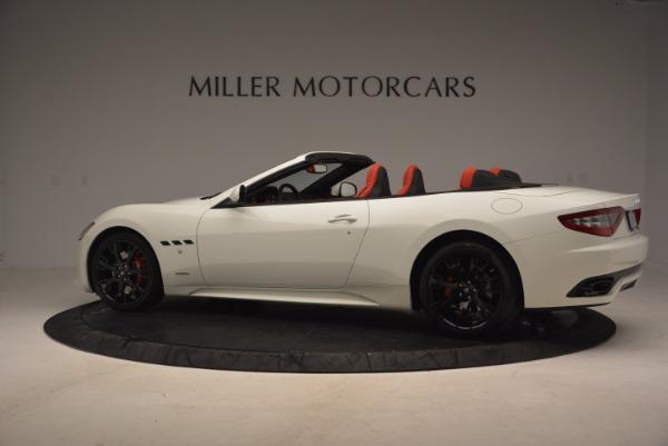 Used 2016 Maserati GranTurismo Sport for sale Sold at McLaren Greenwich in Greenwich CT 06830 4
