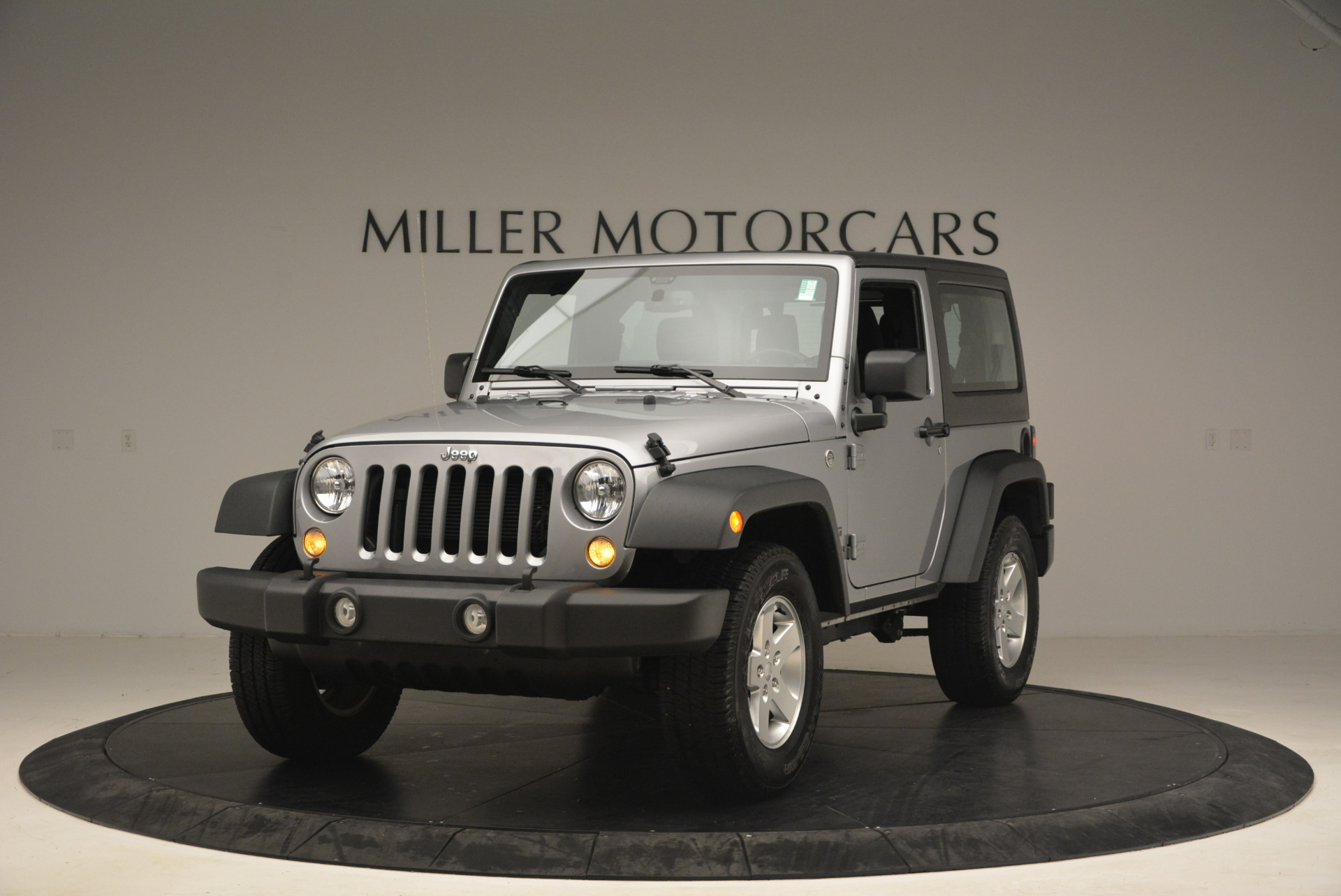 Used 2015 Jeep Wrangler Sport for sale Sold at McLaren Greenwich in Greenwich CT 06830 1