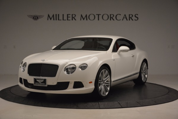 Used 2014 Bentley Continental GT Speed for sale Sold at McLaren Greenwich in Greenwich CT 06830 2