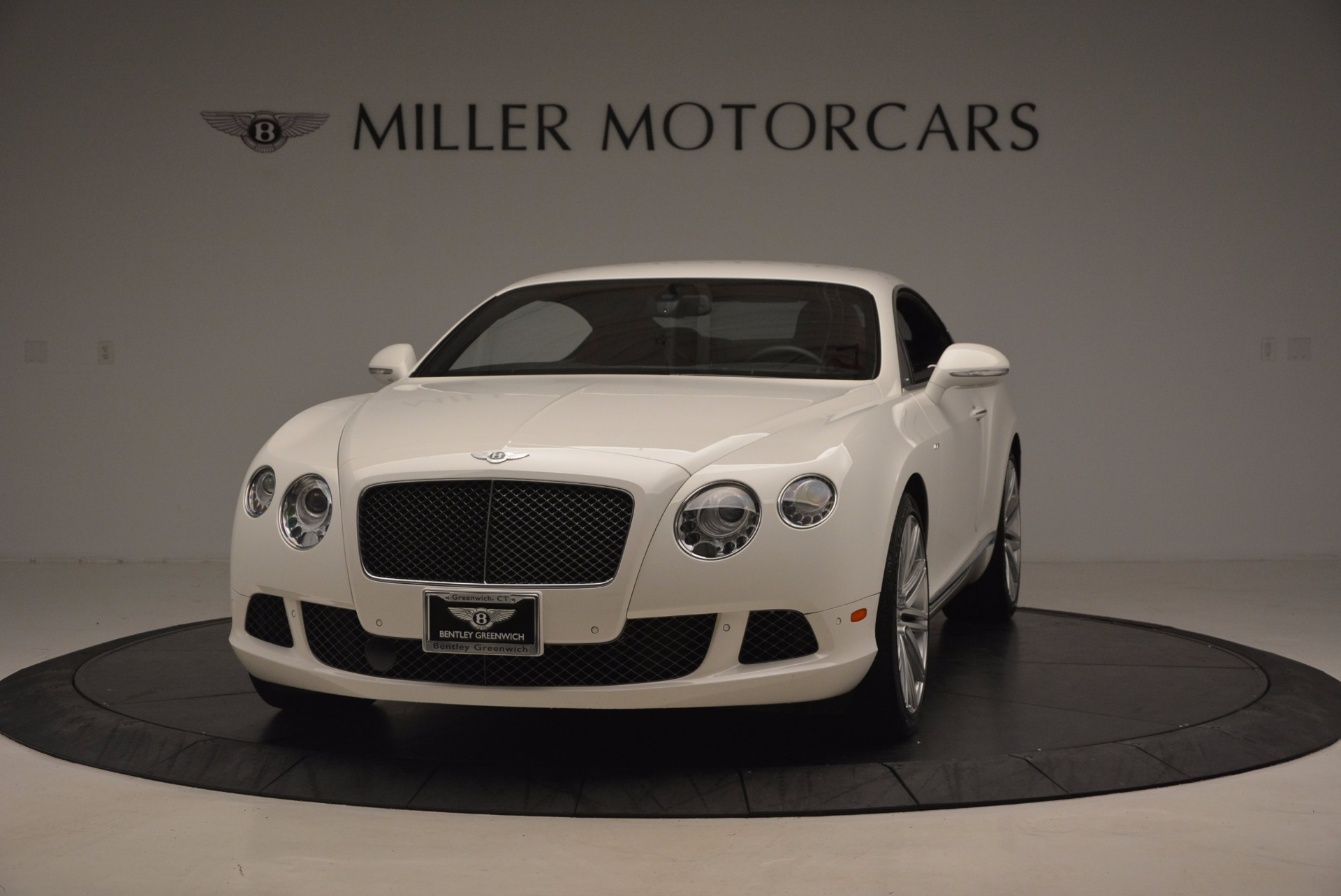 Used 2014 Bentley Continental GT Speed for sale Sold at McLaren Greenwich in Greenwich CT 06830 1