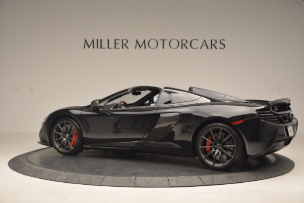 Used 2016 McLaren 650S Spider for sale Sold at McLaren Greenwich in Greenwich CT 06830 4