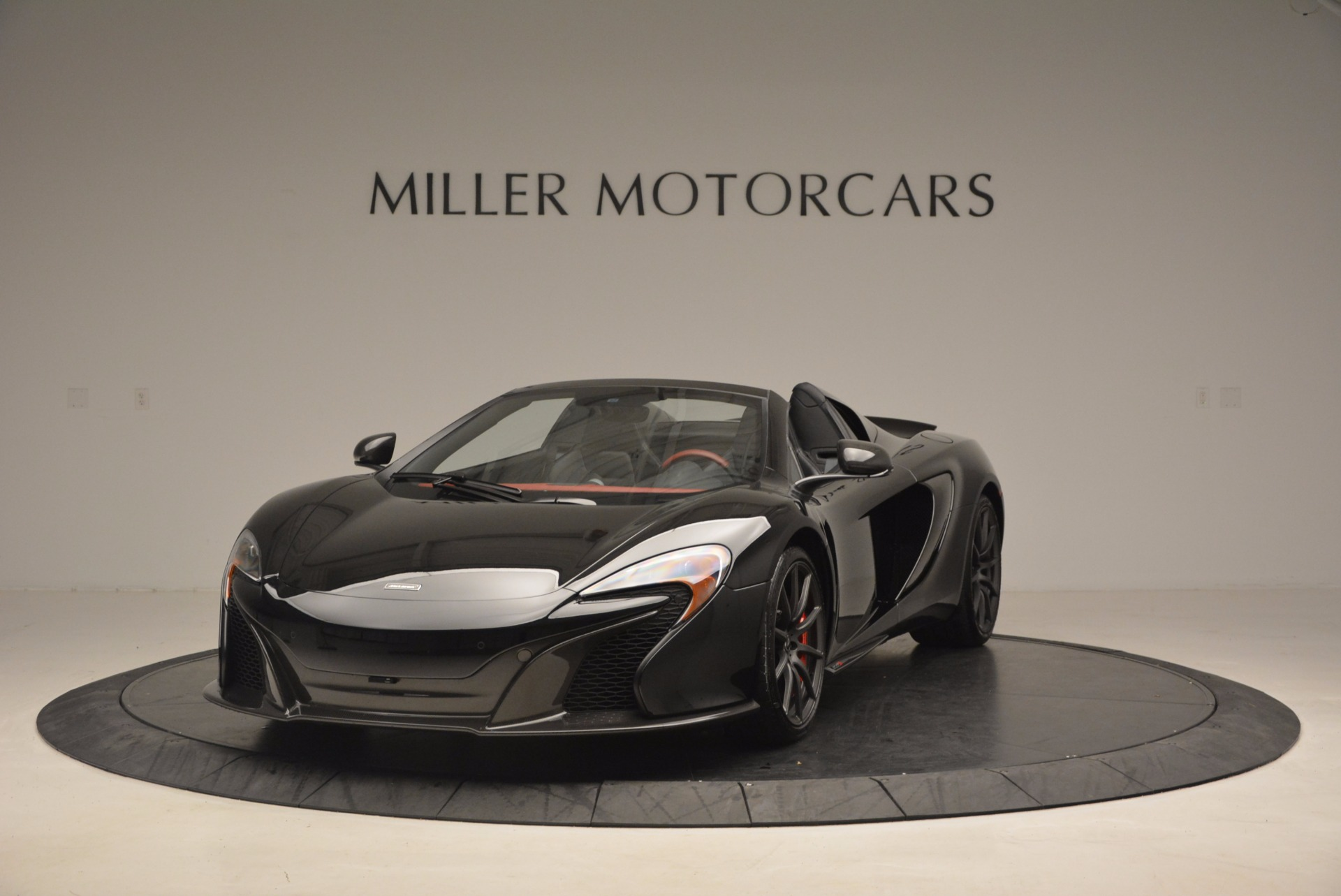 Used 2016 McLaren 650S Spider for sale Sold at McLaren Greenwich in Greenwich CT 06830 1