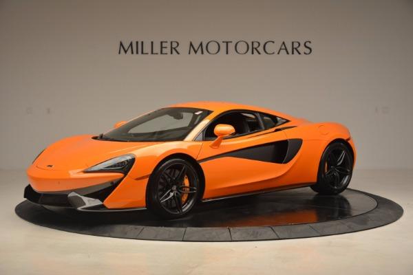New 2017 McLaren 570S for sale Sold at McLaren Greenwich in Greenwich CT 06830 2